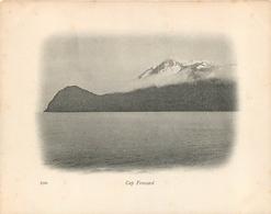 CHILI CAP FROWARD  CAMPAGNE DU DUGUAY TROUIN - Chili