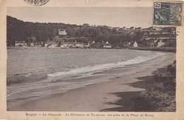 ERQUY:La Chaussée - Le Noirmont Et Tu-es-roc, Vue Prise De La Plage Du Bourg - Erquy