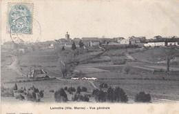 LAMOTHE EN BLAISY - CHATEAUVILLAIN - HAUTE-MARNE - (52) - PEU COURANTE CPA - BEL AFFRANCHISSEMENT POSTAL. - Chateauvillain