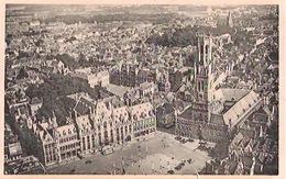 BRUGGE    Beffroi Et Grand'Place - Brugge