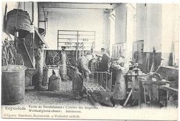 Ruysselede NA3: Ecole De Bienfaisance. L'atelier Des Forgerons - Ruiselede