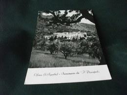 CHIESA EGLISE Ofena L'aquila Seminario De I Discepoli - Churches & Convents