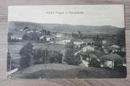 FAYS (88) - VUE GENERALE - France
