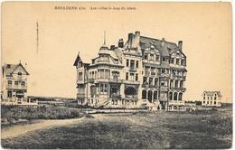 Breedene-sur-Mer NA27: Les Villas Le Long Du Tram 1923 - Bredene