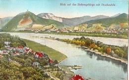 Bolickauf Das SIEHENGEBIRGE Mit DRACHENFELS (point De Colle Au Dos) - Germany