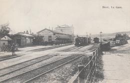 CPA BELGIQUE - DIEST - La Gare - Diest