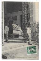 BOURBON L'ARCHAMBAULT - Chaise à Porteurs - Bourbon L'Archambault