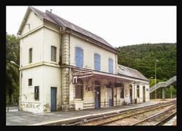 08  MONTHERME   ...  La  Gare INTERIEURE - Montherme