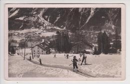 (12/4) France Chamonix Mont-Blanc En Hiver - Frankrijk