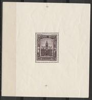 Belgique N° BL5   **  MNH   Impeccable - Blokken 1924-1960