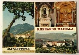 S. GERARDO MAIELLA - MATERDOMINI VIAGGIATA FG - Avellino