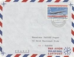 Concorde  N° 276 Et 277 - Englische Legende