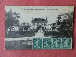Dep 41 , Cpa  Environs De LAMOTTE BEUVRON , 514 , Chateau De Tracy  (119) - France