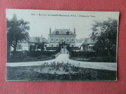 Dep 41 , Cpa  Environs De LAMOTTE BEUVRON , 514 , Chateau De Tracy  (121) - Autres Communes