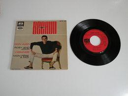 Gilbert Bécaud, Don Juan / Rosy And John / L'Orange / Mon Père à Moi (Vinyle 45 T - 4 Titres 1964) - Collector's Editions
