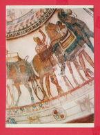 233472 / Kazanlak - FRESCO Thracian Tomb , HORSE MUSIC  , Bulgaria Bulgarie Bulgarien Bulgarije - Bulgaria