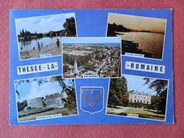 Dep 41 , Cpm  THESEE LA ROMAINE , Multivues , 104 , Vue Générale , La Plage , ..  (151) - France