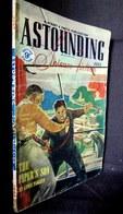 """ASTOUNDING SCIENCE FICTION""  N°11 VOL. IV British Edition Vintage Magazine S.F.( Van Vogt, ....) July 1945 ! - Science Fiction"