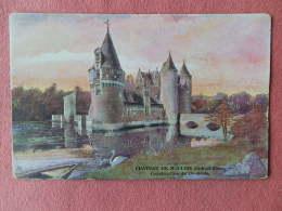 Dep 41 , Cpa  Chateau Du MOULIN , Construction Du XV° Siècle  (221) - France