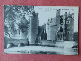 Dep 41 , Cpa  Chateau Du MOULIN , ( XV° Siècle) Par MUR De SOLOGNE , (coté Nord) (225) - France