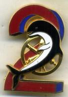 Insigne 68é Rgt D Artillerie,2é Batterie___drago - Landmacht