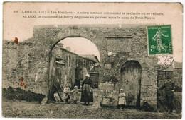 CPA Legé, Les Mesliers, Ancien Manoir Conenant La Cachette ..... (pk44631) - Legé