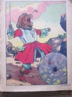 LES FABLES DE LA FONTAINE TEXTES & IMAGES En CHROMOS ANCIEN LIVRE JUNIOR A COLORIER-100 PAGES-FAIRE DÉFILER LES SCANNS - Libri, Riviste, Fumetti