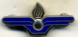 Insigne Service Du Matériel,cinquantenaire__boussemart Matriculé. - Army