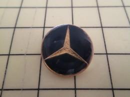 Pin317 Pin's Pins / Rare Et Beau THEME AUTOMOBILES / LOGO DE LA MARQUE MERCEDES - Mercedes