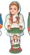 Marque-pages, Signet Produits Pharmaceutiques LYSINE B 12 EGIC -EQUILIBRE BIOLOGIQUE -COMMENTRY - RUSSE Enfant/adulte - Bookmarks