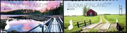 CEPT / Europa 2018 Finlande N° ____ ** Pont Et Viaduc - 2018