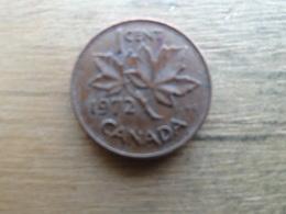 Canada  1  Cent  1972  Km 59 - Canada