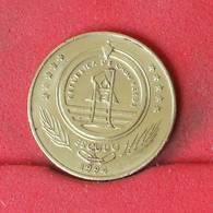 CAPE VERDE 1 ESCUDOS 1994 -    KM# 27 - (Nº22947) - Cape Verde