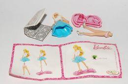 Barbie Fashionistas Variante England 2014: TR132A + Bpz - Monoblocs