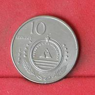 CAPE VERDE 10 ESCUDOS 1994 -    KM# 31 - (Nº22948) - Cap Vert