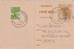CARTE LETTRE - Bangladesh