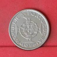 MOZAMBIQUE 5 ESCUDOS 1973 -    KM# 86 - (Nº22951) - Portugal