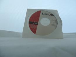 CD LEXMARK Z45 PRINTER INSTALLATION SOFTWARE FOR WINDOWS AND MACINTOSH - CD
