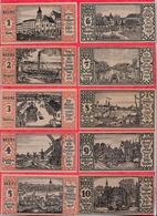 20 Notgeld   Berlin  Dans L 'état  (SERIE COMPLETE) - [ 3] 1918-1933 : Weimar Republic