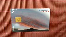 Phonecard Zwitserland Used - Switzerland
