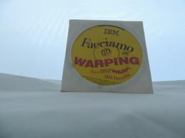 CD IBM FACCIAMO WARPING OS/2 WARP IBM BONUSPAK - CD