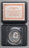 Israele - 1974 - 25 Lirot - Commemorativa David Ben Gurion - Argento 935 - Con Custodia E Garanzia - (MW1299) - Israele