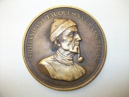 Médaille LA CALYPSO Du Commandant JACQUES YVES COUSTEAU. - Unclassified