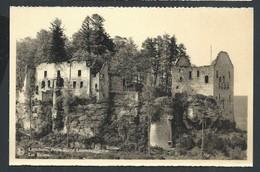 +++ CPA - Luxemburg - Luxembourg - LAROCHETTE - Les Ruines - Petite Suisse Luxembourgeoise - Nels  // - Larochette