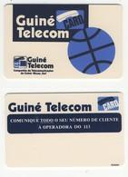 GUINEA-BISSAU___Guiné Telecom Card___RRR - Guinée-Bissau