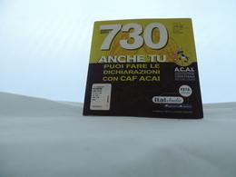 CD ITALSTUDIO 730 2001 CAF ACAI ITALIA OGGI - CD