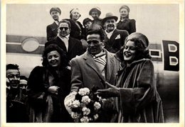 Edith Piaf - Marcel Cerdan - Mars 1948 - Artiste - Chanteurs & Musiciens