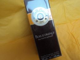 "ROGER & GALLET""BOIS D'ORANGE  "" VAPO 30 ML  EAU FRAICHE PARFUMEE  NEUF  LIRE ET VOIR !! - Modern Miniatures (from 1961)"