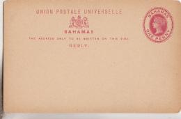 ENTIER POSTAL   ONE  PENNY - Bahamas (1973-...)