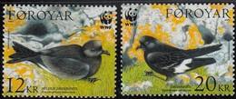 Danmark Féroe Far Oer  2005 Yvert Nr 528-529 ***MNH Hautes Valeurs Faune Oiseaux Birds Vogels WWF - Féroé (Iles)